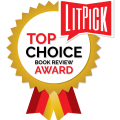 LitPick, award, gold, review, star, choice, medal