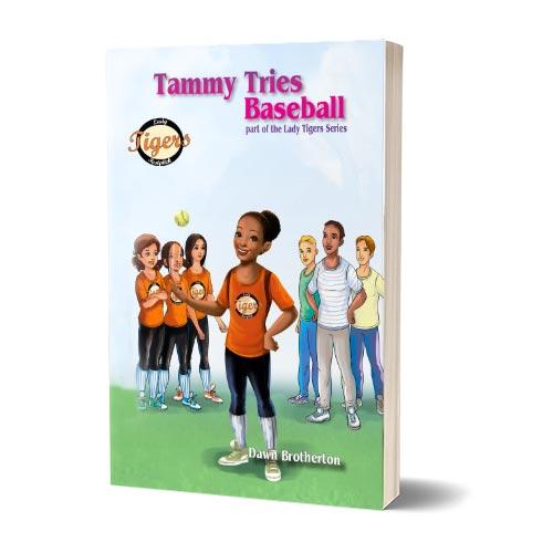 Tammy Tries Baseball
